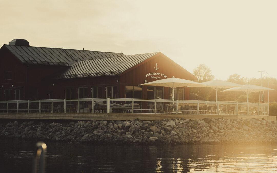Bergmans Fisk Saltharsfjärden